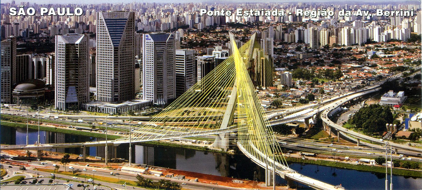 São Paulo's Bridge That Widens Distances - Failed Architecture
