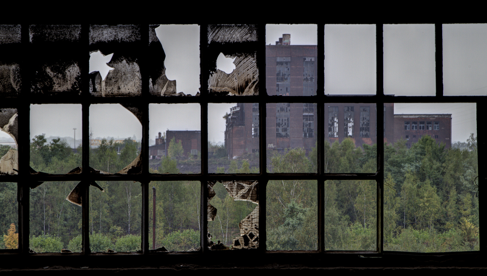 Capturing Transience: Urban Exploration Photography