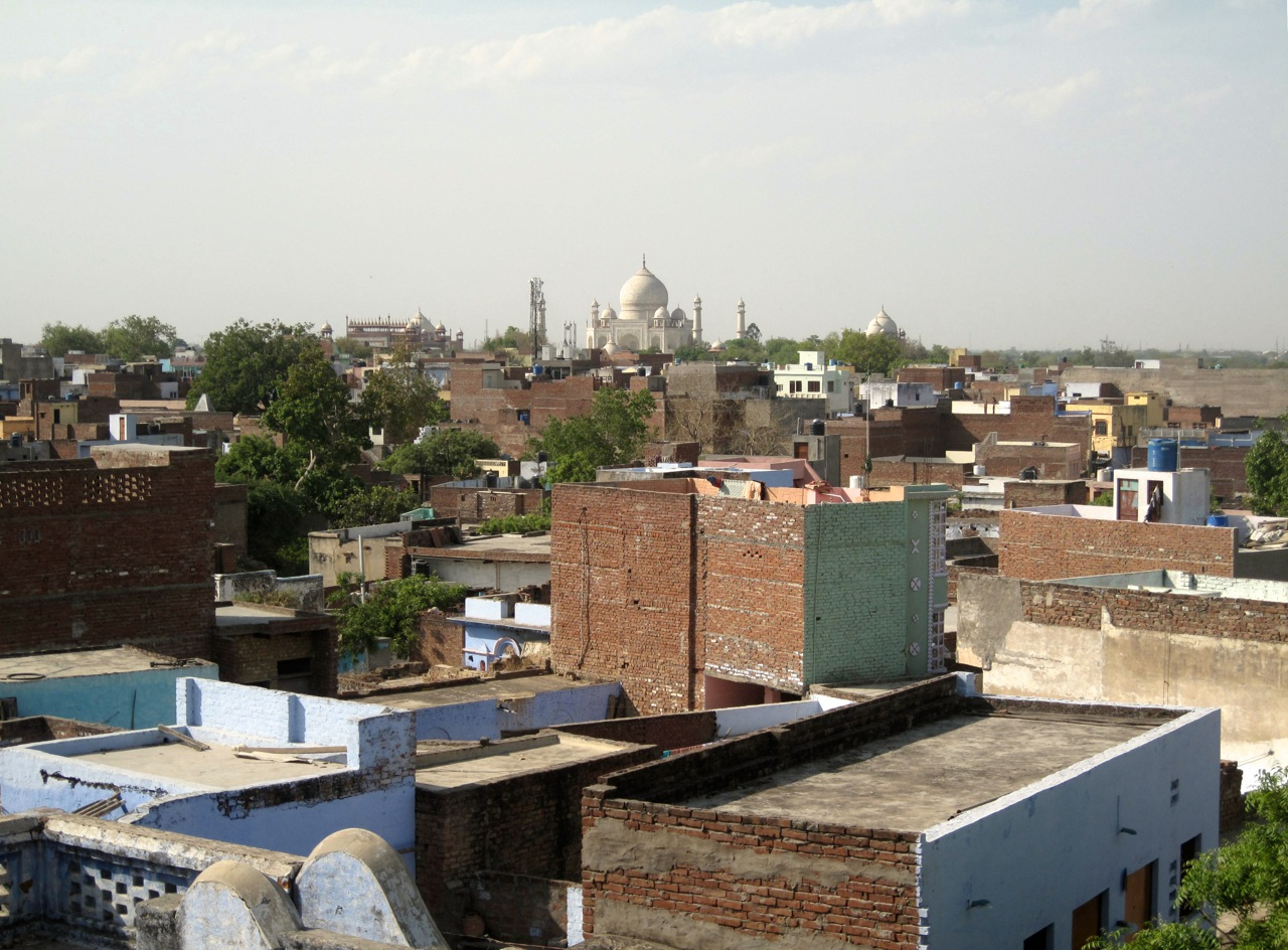 Redefining Heritage Agra S Forgotten Bastis Failed
