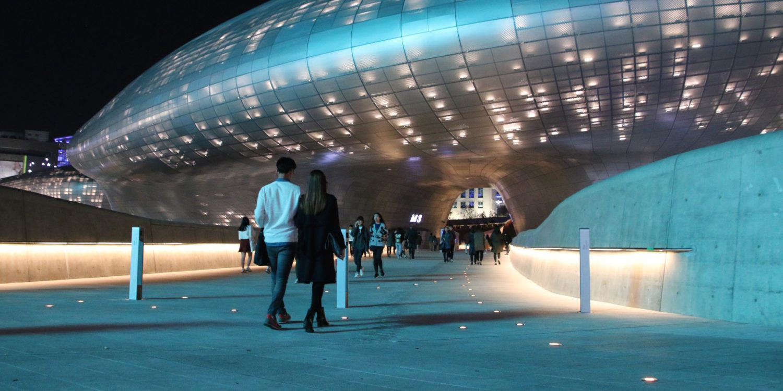 On Zaha Hadid's Dongdaemun Design Plaza - Failed Architecture