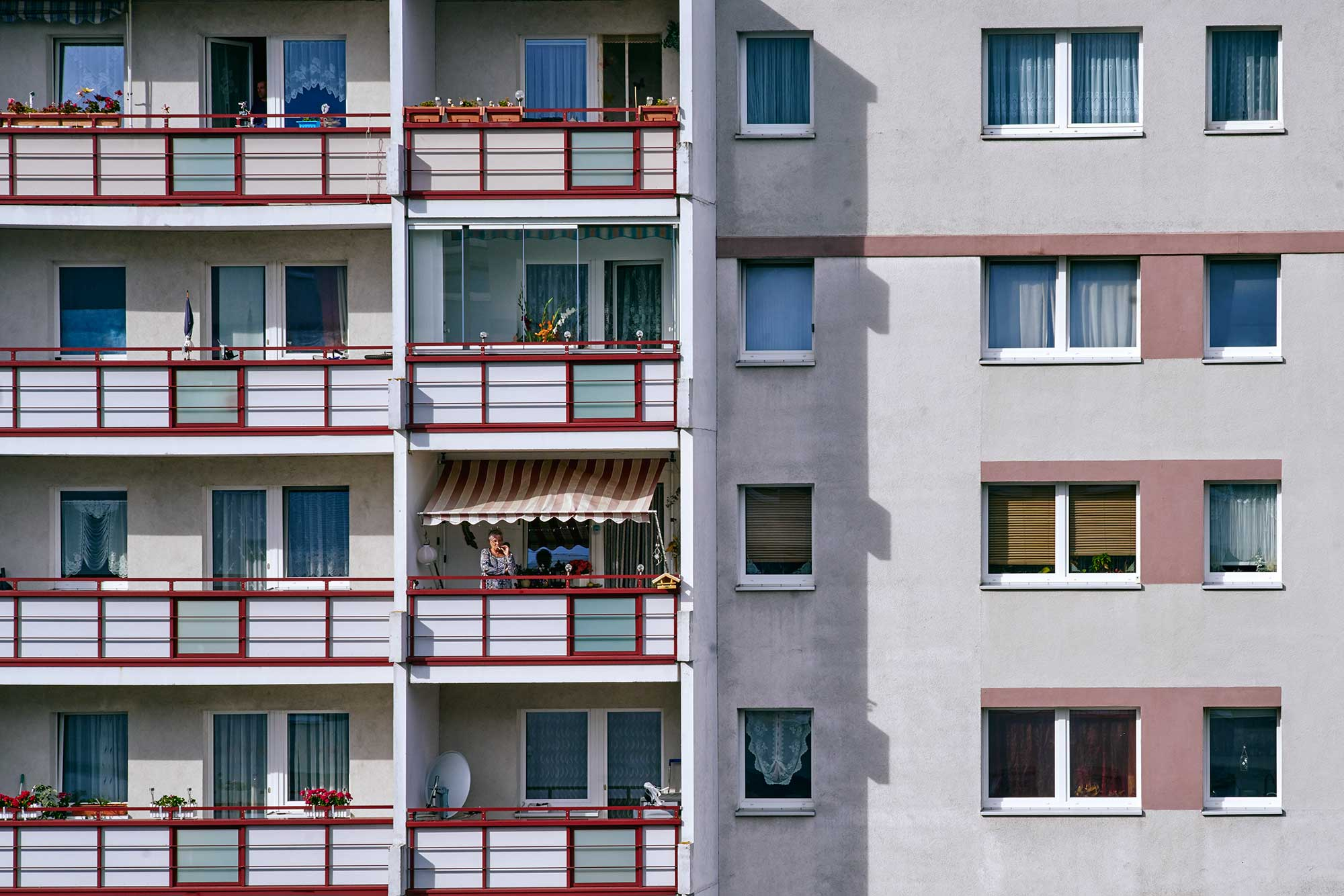 Berlin Marzahn Social Housing With Marquis Hawkes Failed Architecture