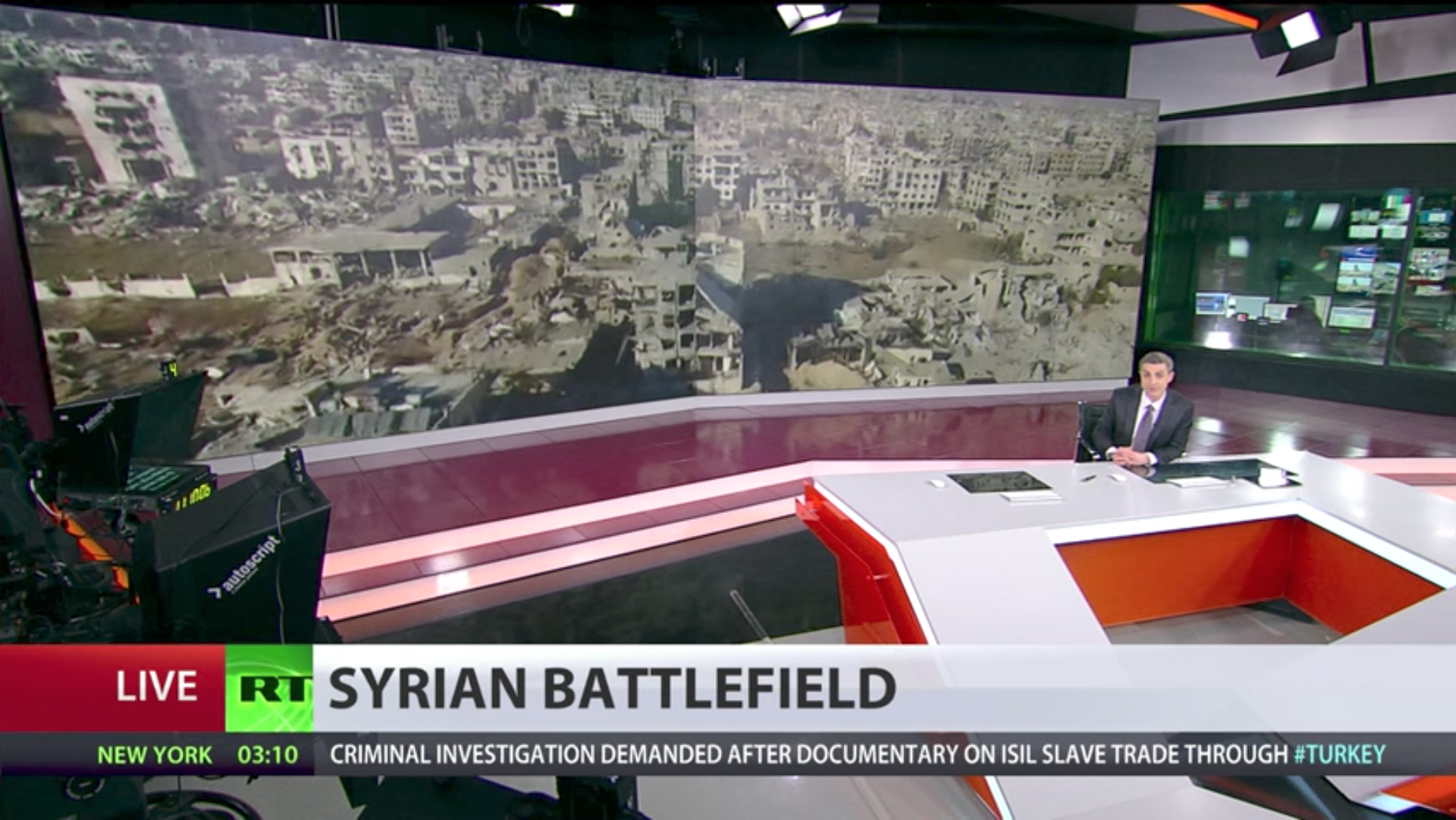 Aerial Imperialism: Syrian Ruinscapes and Vertical Media